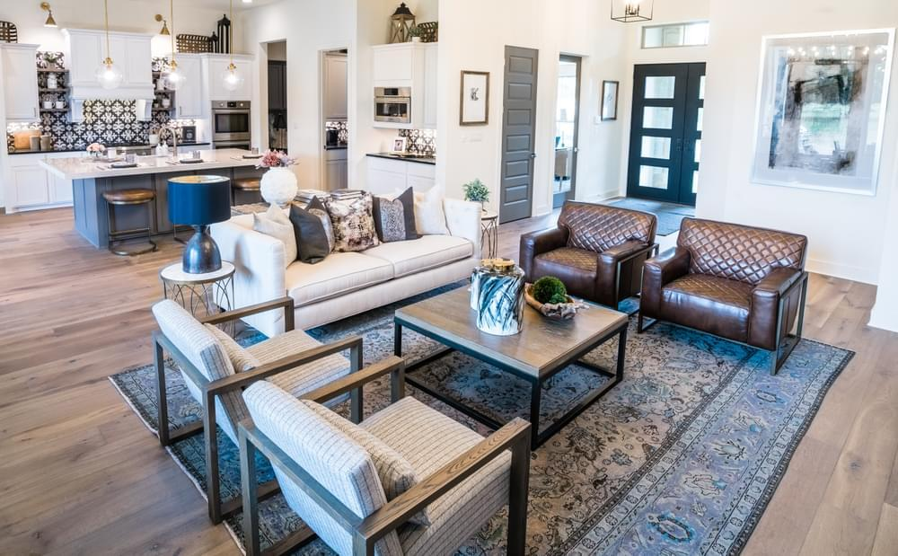 'Bunker Ranch Estates' by Monticello Homes - Dripping Springs in Austin