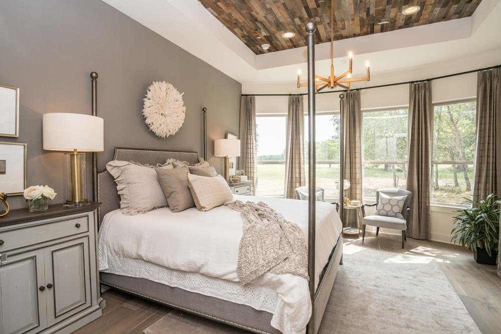 Bedroom featured in the Verdicchio : BOYL-2963S.1 By Monticello Homes in Austin, TX