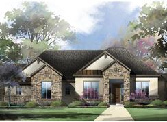 Tannin : BOYL-2525S.1 - Build On Your Lot: Bulverde, Texas - Monticello Homes