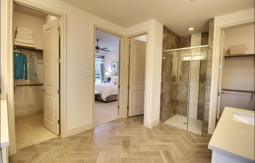 Bathroom featured in the Franklin : 60-2875F.1 By Monticello Homes in San Antonio, TX
