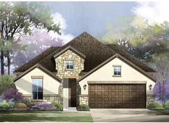Mott : 50-1653F.1 - Sunday Creek at Kinder Ranch: San Antonio, Texas - Monticello Homes