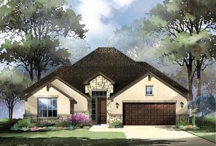 Pike : 60-2090F.1 - The Village at Hastings Ridge at Kinder Ranch: San Antonio, Texas - Monticello Homes