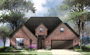 The Village at Hastings Ridge at Kinder Ranch by Monticello Homes in San Antonio Texas