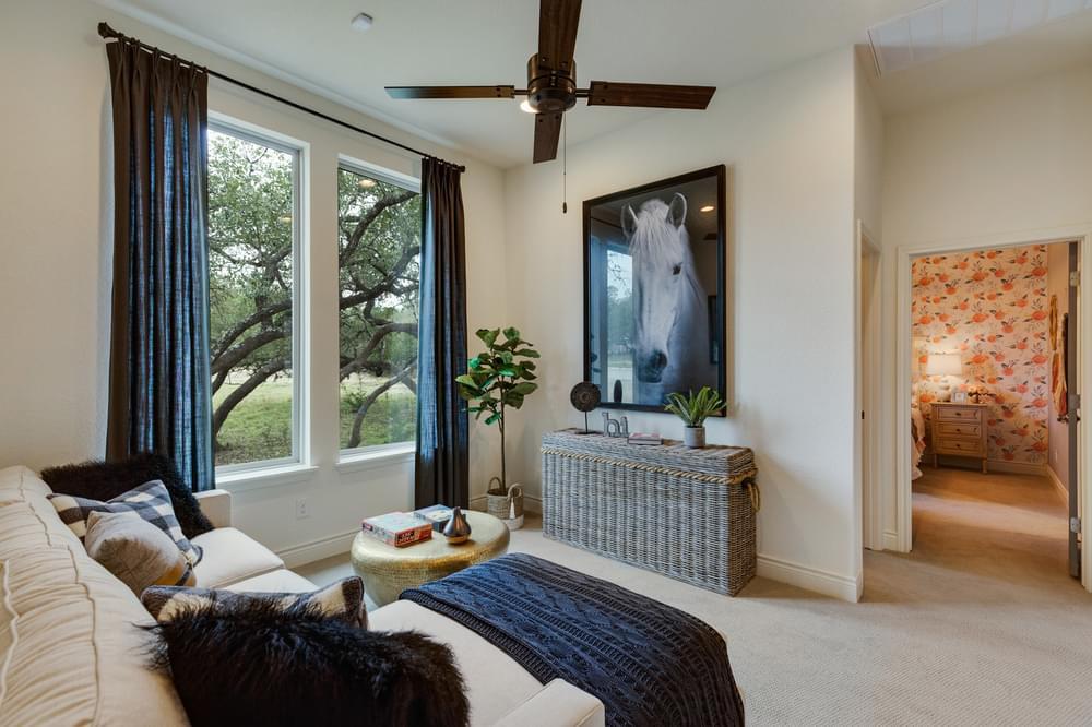 'Elkhorn Ridge at Fair Oaks Ranch' by Monticello Homes - Boerne in San Antonio