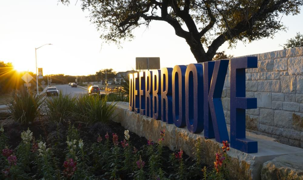 'Deerbrooke' by Monticello Homes - Leander in Austin