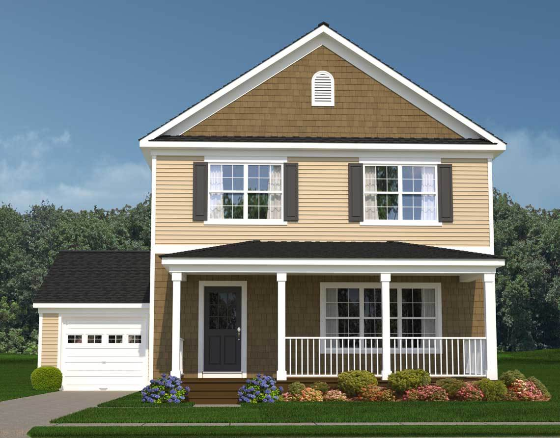 Exterior featured in the Catskill By Mountainside Woods in Dutchess County, NY