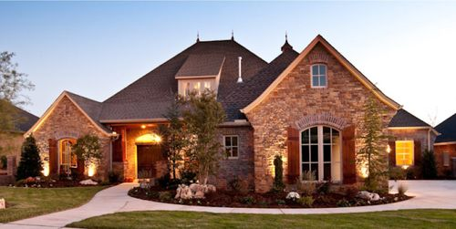 HallBrooke Addition by Muirfield Homes in Oklahoma City Oklahoma