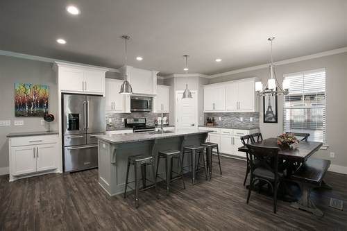 St James Norman By Muirfield Homes In Oklahoma City