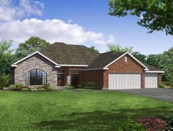 The Cypress Point Tour Series Highland Village Norman Oklahoma Muirfield Homes