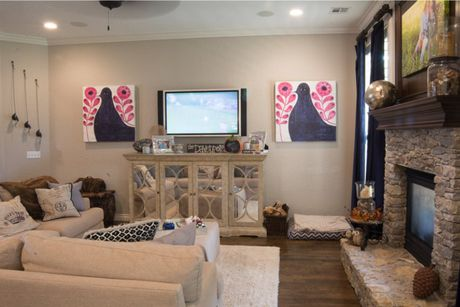 Media-Room-in-The Torrey Pines: Tour Series-at-Highland Village-in-Norman