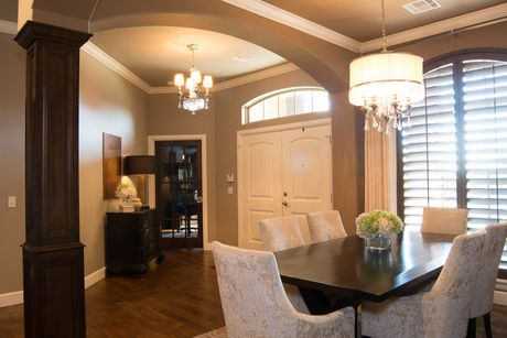 Dining-in-The Augusta: Majors Series-at-Carrington Lakes - West Norman-in-Norman