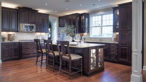 Kitchen-in-Periwinkle II-at-Castlebrooke-in-Concord