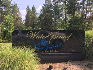 Waterbound on Gorgesous Smith Lake by Murphy Homes in Huntsville Alabama