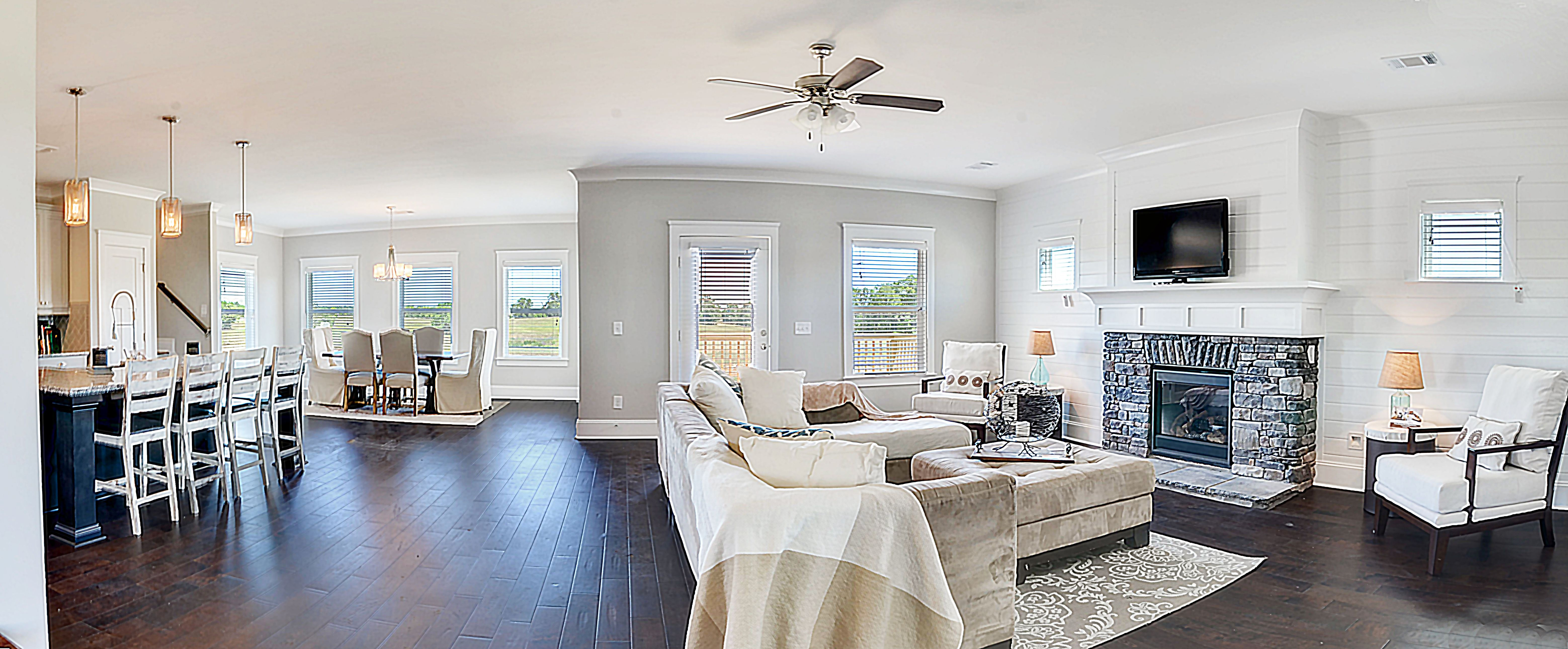Living Area featured in The Shephard By  NRB Properties, LLC in Montgomery, AL