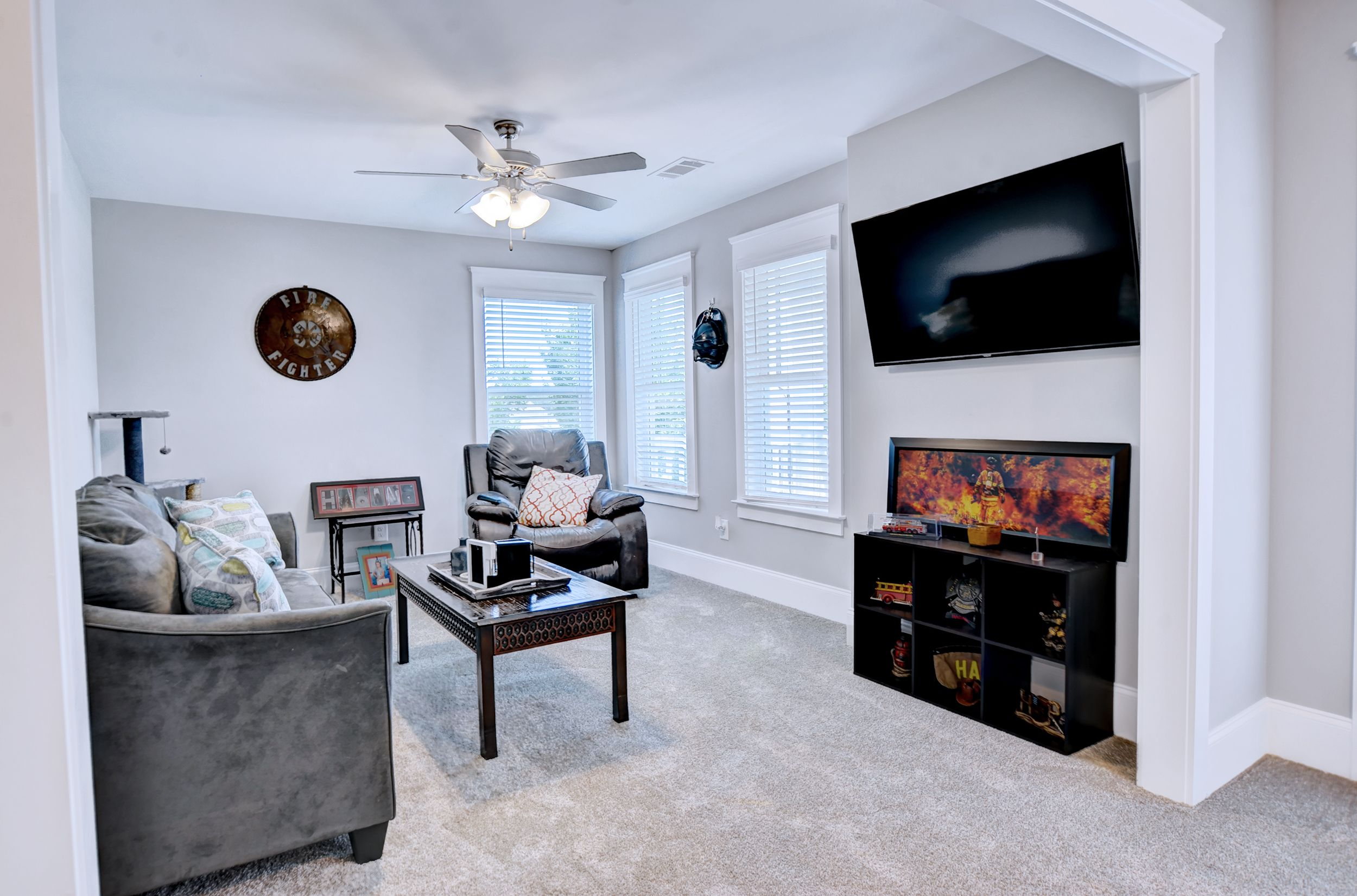 Living Area featured in the Lakeland II By  NRB Properties, LLC in Montgomery, AL