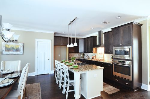 Kitchen-in-The Kavanagh-at-The Orchards at Pike Road-in-Pike Road