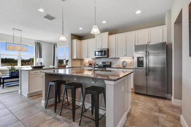 Elegant Townhome Living:Low-maintenance living in highly desired Horizon West.Visit us todayto learn more about Hamilton Gardens, a one-of-a-kind community.