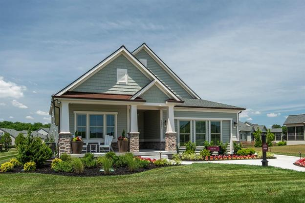 The Estuary:New homes in a completed amenity-filled community surrounded by over 250 acres of open space, woods, and water access minutes from the beaches.Schedule your visit today.