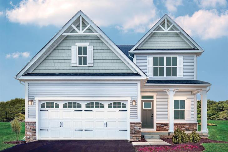 BROOKE VILLAGE: homes selling quickly!:Brooke Villagefeatures brand new single-family homes tucked away in a cul-de-sac community withideal usable backyards!Click here to schedule your visit!