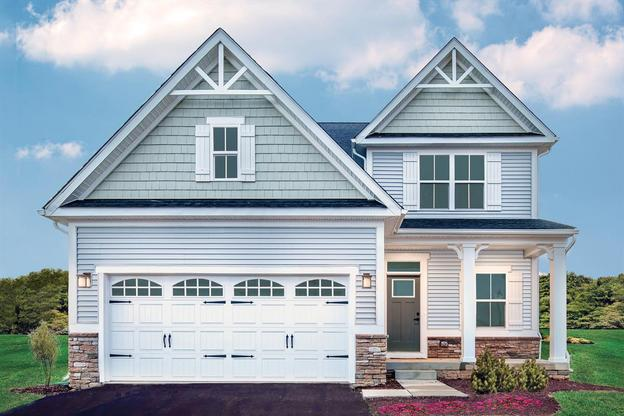 BROOKE VILLAGE: ONE HOMESITE REMAINING!:Brooke Villagefeatures brand new single-family homes tucked away in a cul-de-sac community withideal usable backyards!Click here to schedule your visit!