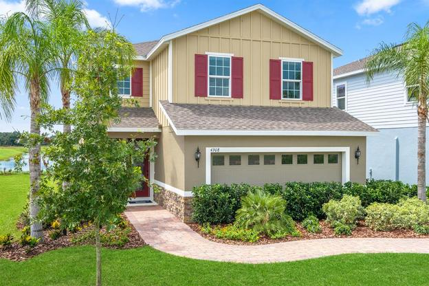 Welcome to Summerwoods!:New Key West-inspired single-family homes in Parrish with private homesites backing to nature and a beautiful amenity center. From the low $200s.Visit us today!