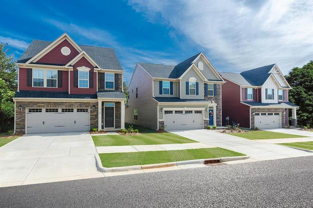 LOOKING FOR A CONVENIENT & CAREFREE LOCATION?:Call today toschedule your visit for Newtown Crossing: a new community featuring a convenient location, manageable yards, and brand new homes with 1- or 2- car garages. Starting in the $290s!