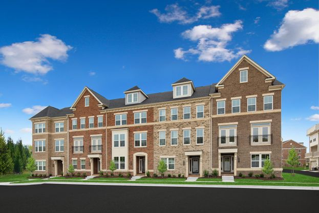 Luxury in Loudoun:Don't miss Loudoun's best value for a grand Andrew Carnegie townhome in an amenity-rich setting, steps to future Wegmans. Schedule a visit today!