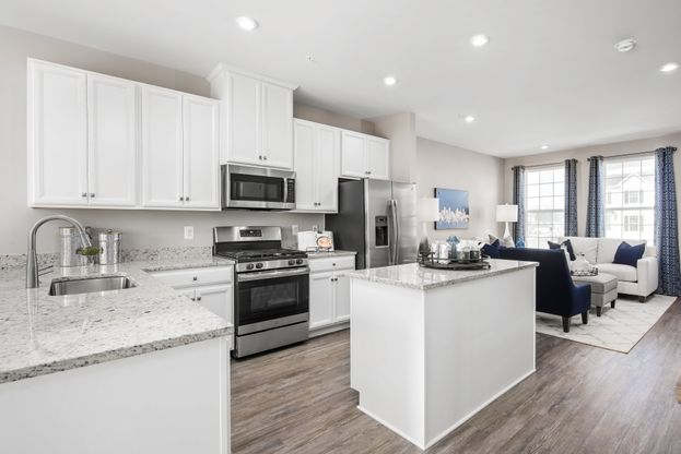 Welcome to Ballenger Run!:Contemporary townhomes with up to 4 bedrooms & baths, a convenient location, and all at the price you need. Click here to schedule your visit today!