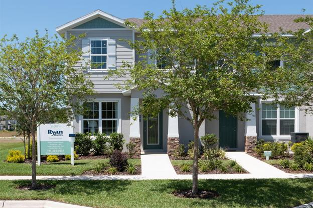 Welcome to Asturia!:Our 3-bedroom townhomes include a 2-car garage and up to 1,770 Sq. Ft. of space. Plus, all lawn care maintenance for easy living andmore than 100 guest parking spots for easy entertaining.