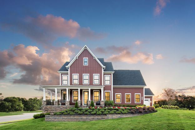 Farm-To-Table Living:Welcome to the region's best-selling community - Willowsford!Schedule a visit to explore our two decorated models in The Grove Village today.