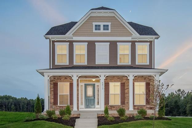 Charm, Convenience and Amenities in Portsmouth:Enjoy more of life with a shorter commute to work and a new home from the mid $200s.Click here to join the Priority List and be the first to see the homes & choose your favorite lot!