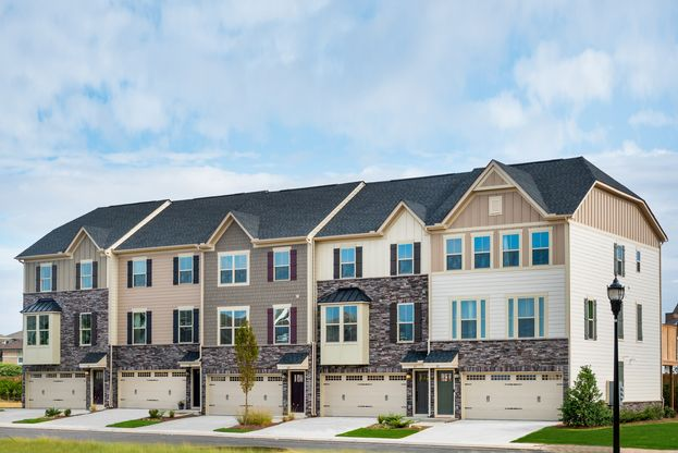 Own a new townhome in a convenient Greenville location!:Own a 3 bedroom, 2 bath, 1-or 2-car garage townhome and never sacrifice convenience.Schedule a visit today!