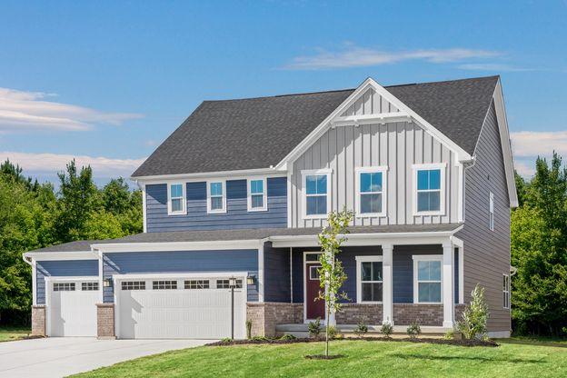 Come home to Chuckatuck Cove:A quaint community of only 17 homes in Suffolk. Beautiful, craftsman homes sit on private, wooded lots. Fall in love w/ spacious, functional & convenient living from the mid $300s- join the VIP List.