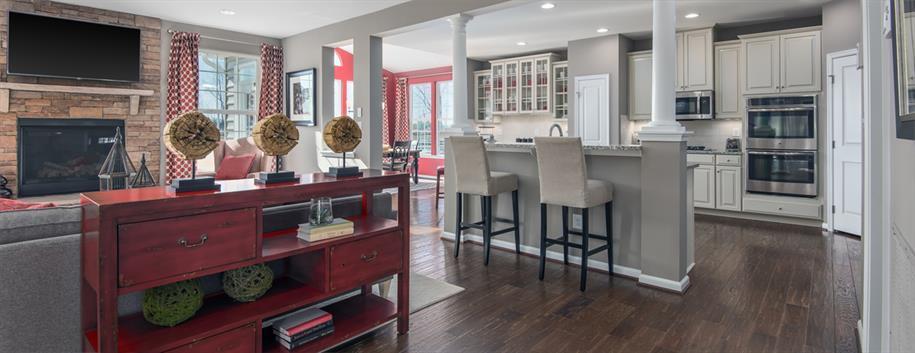 Ryan homes oberlin model floor plan
