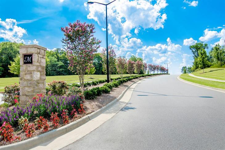 Picturesque Community:The Mills offers a Cabarrus County location and excellent value for new homes only minutes to I-485