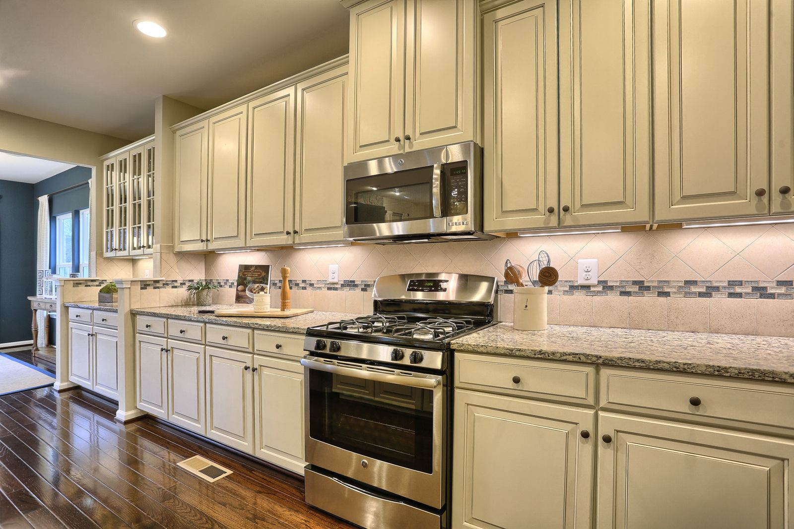 Kitchen featured in the Pisa Torre By Ryan Homes in Canton-Massillon, OH