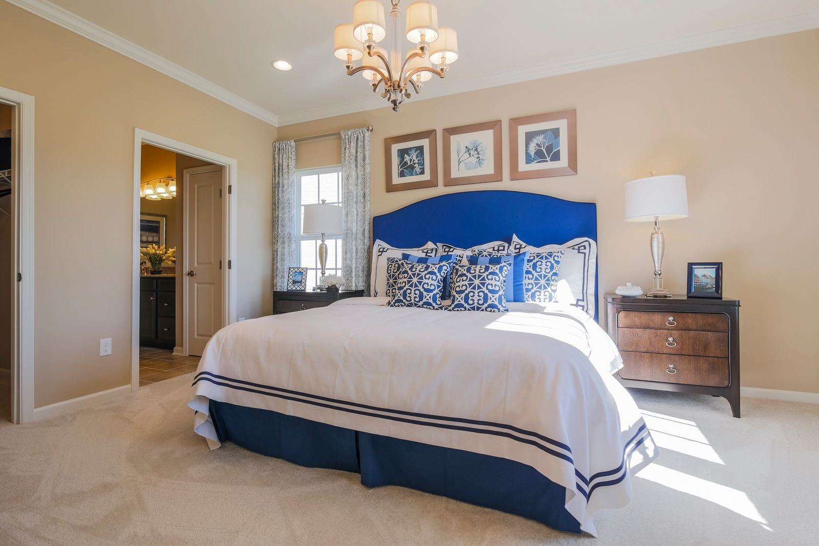 Bedroom featured in the Pisa Torre - Low Maintenance By Ryan Homes in Canton-Massillon, OH