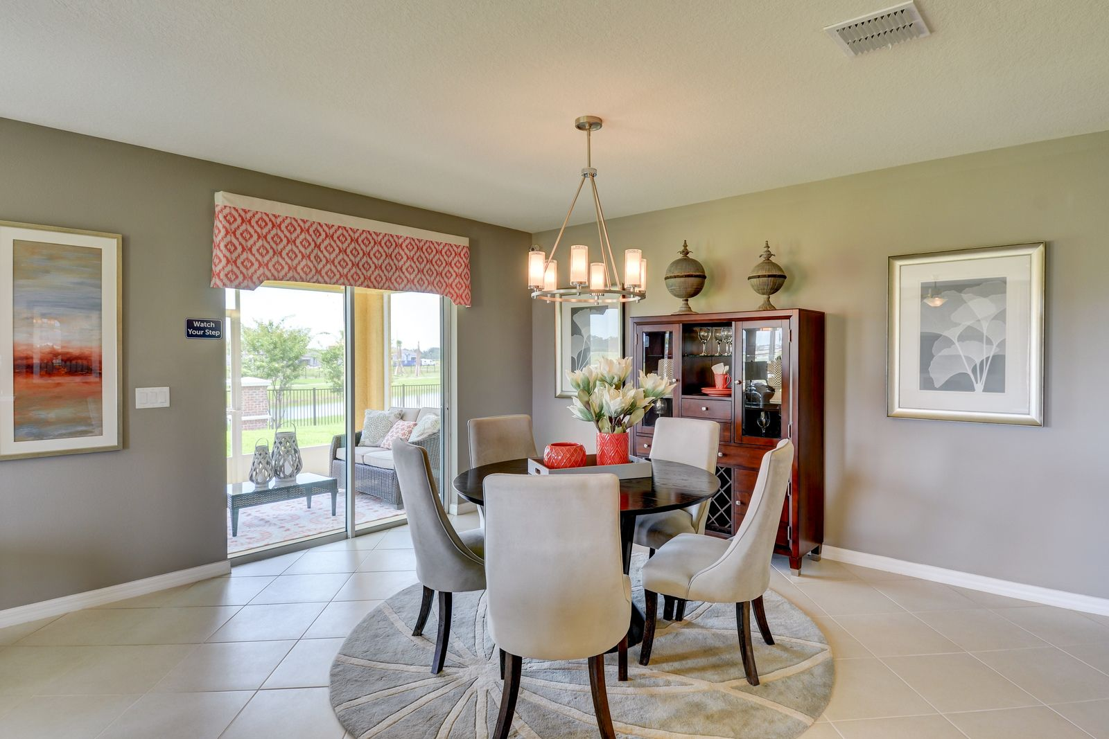 Kitchen featured in the Largo By Ryan Homes in Orlando, FL