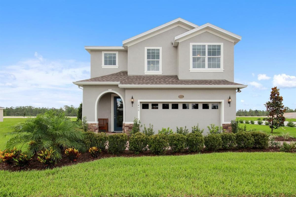 Doral   Kensington Reserve: Sanford, Florida   Ryan Homes