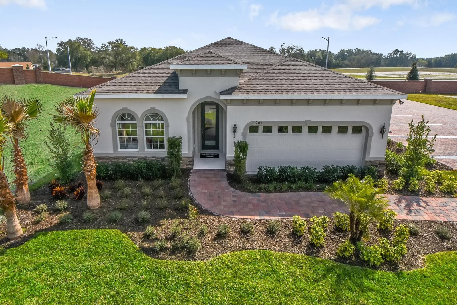 Exterior featured in the Seagate By Ryan Homes in Tampa-St. Petersburg, FL