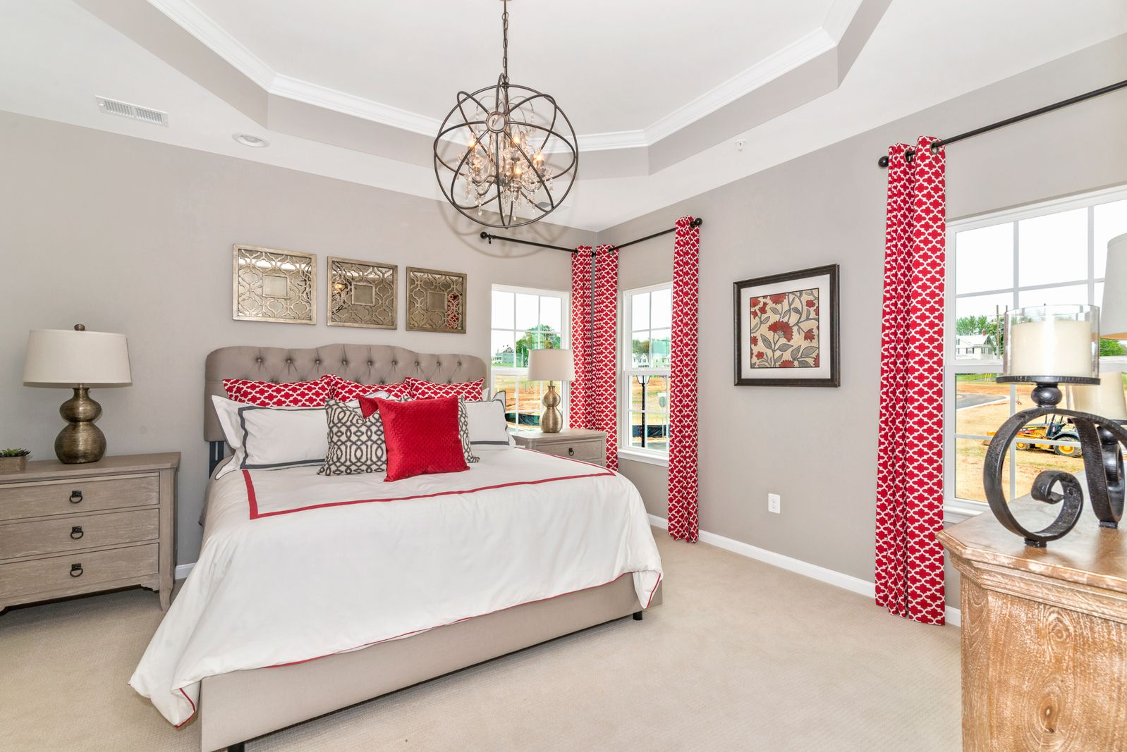 Bedroom featured in the Ernest Hemingway By Ryan Homes in Norfolk-Newport News, VA