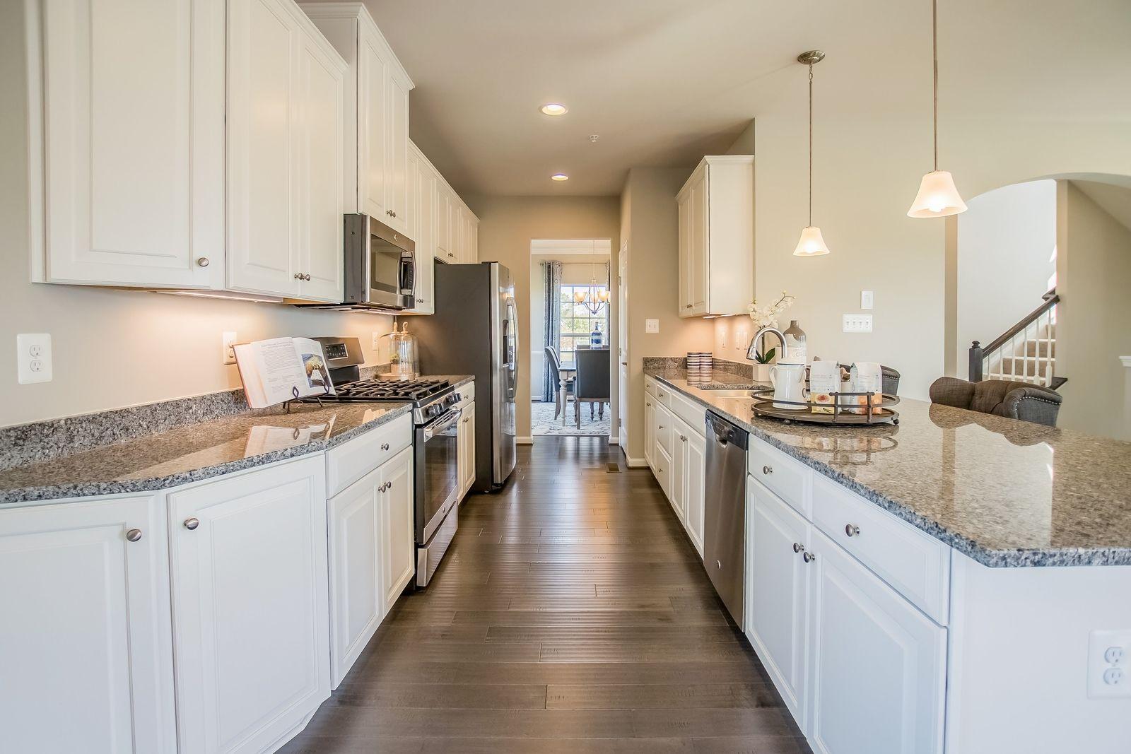 Kitchen featured in the Ernest Hemingway By Ryan Homes in Norfolk-Newport News, VA