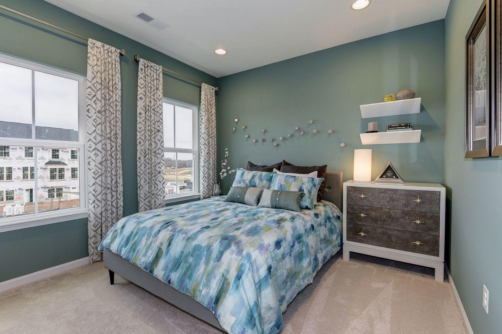 Bedroom featured in the Alcott By Ryan Homes in Norfolk-Newport News, VA