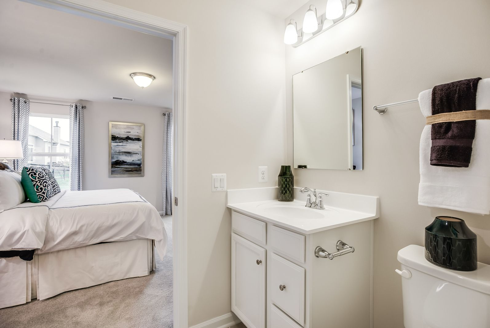 Bathroom featured in the Bahama By Ryan Homes in Canton-Massillon, OH