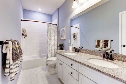 Bathroom-in-Salinger-at-Landsdale Single Family Homes-in-Monrovia
