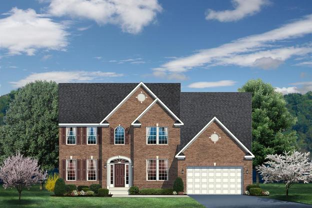 Jefferson Square Plan Upper Marlboro Maryland 20774 Jefferson – Ryan Homes Jefferson Square Floor Plan