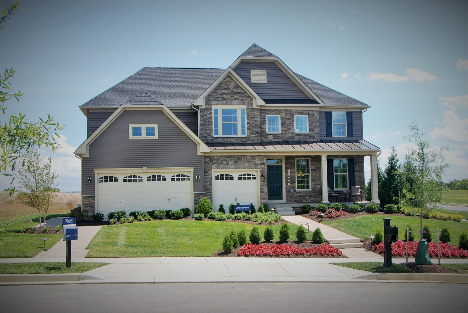 Exterior featured in the Landon By Ryan Homes in Norfolk-Newport News, VA