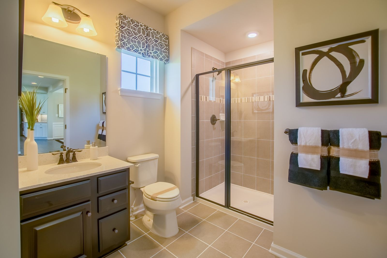 Bathroom-in-Versailles at Potomac Shores-at-Potomac Shores Estates-in-Dumfries