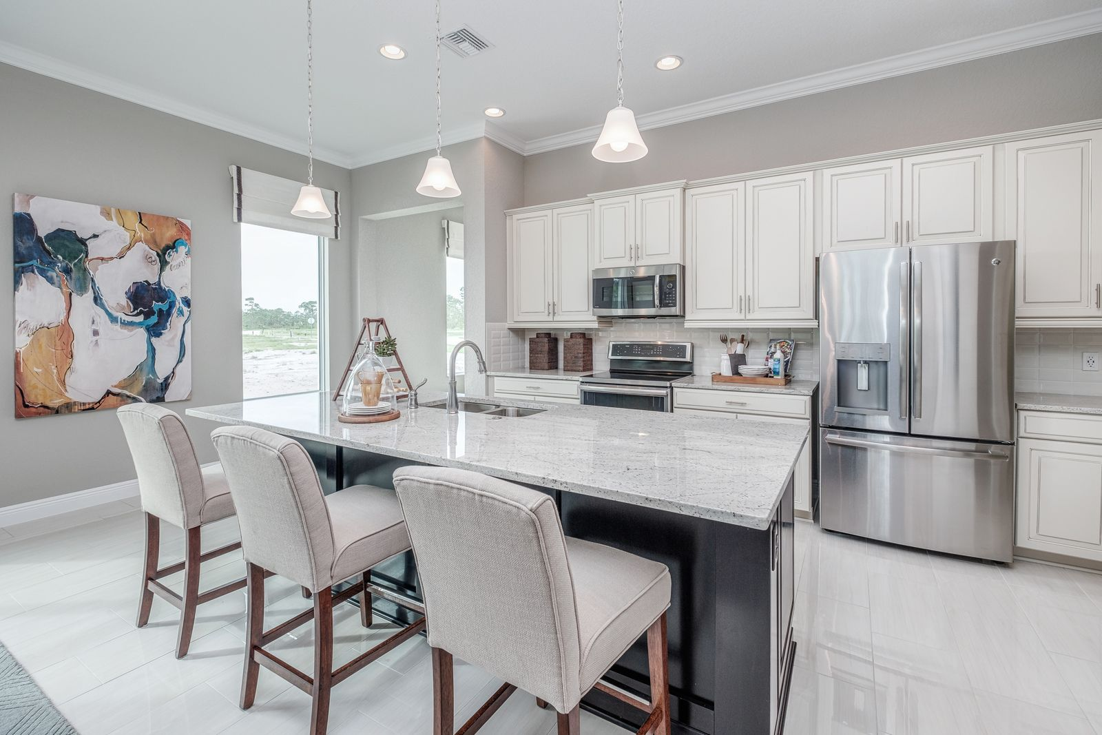 Kitchen-in-Antigua-at-Arden Homestead Collection-in-Loxahatchee