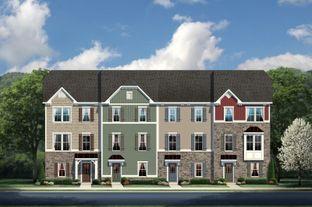Strauss - The Towns at Bryan's Cove: Chesapeake, Virginia - Ryan Homes